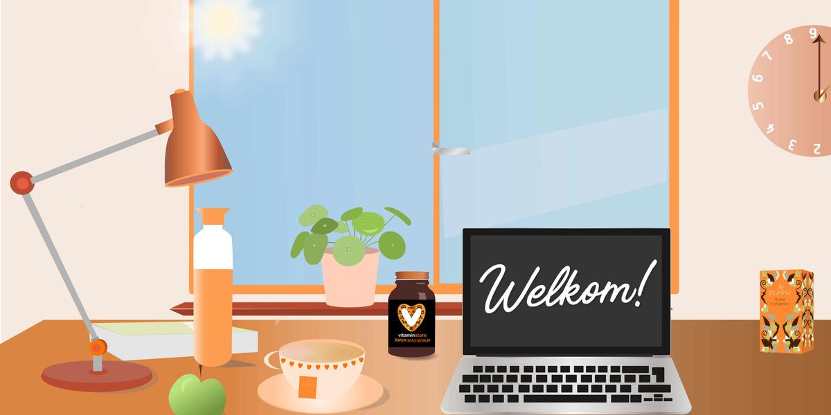 Afbeelding van Zo winkel je op Vitaminstore.nl