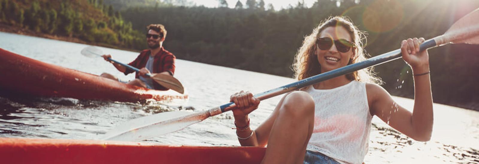 Mensen in kano