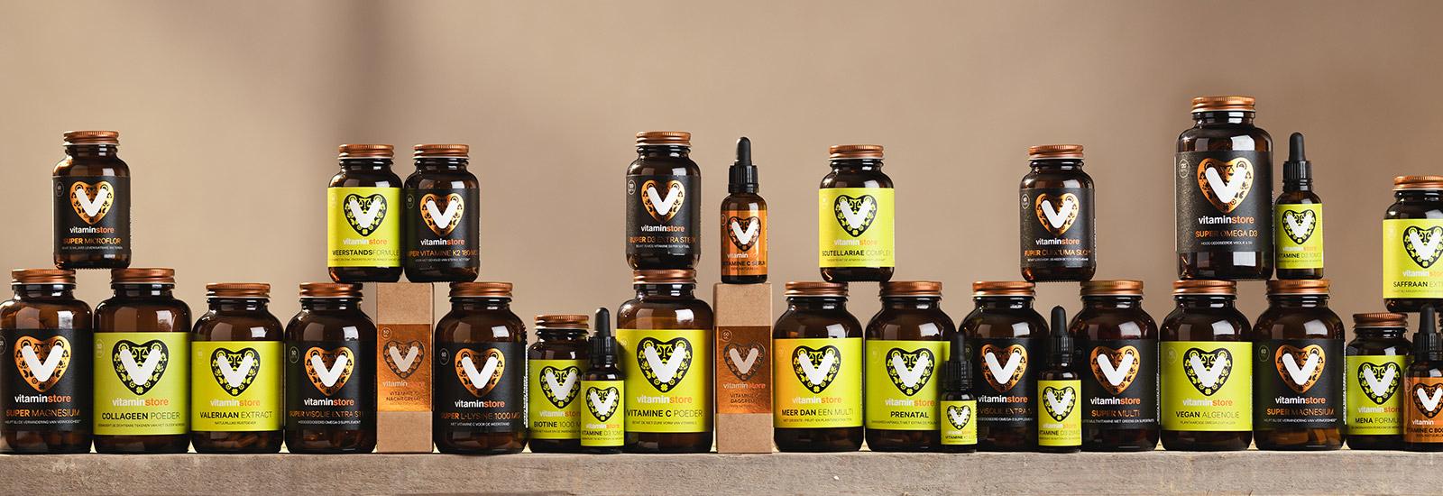 Vitaminstore Supplementenwijzer