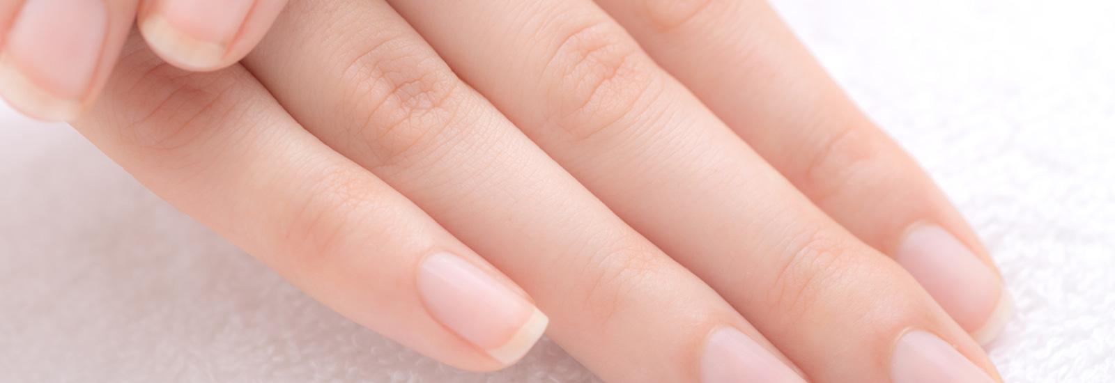 mooie gezonde nagels