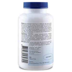 Orthica Stress B complex Forte afbeelding