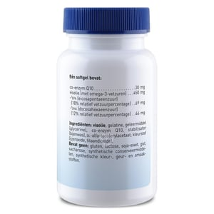 Orthica Co-enzym Q10-30 afbeelding