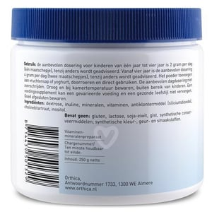 Orthica Vitamin Poeder afbeelding