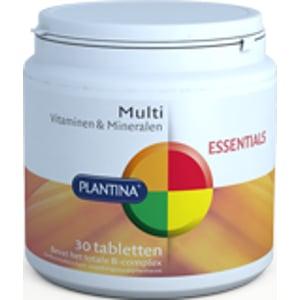 Plantina Plantina Multi Vitaminen & Mineralen afbeelding