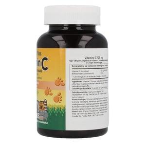 Animal Parade Vitamine C 125 mg kauwtabletten afbeelding