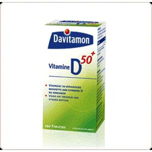 Davitamon Vitamine D 50+ afbeelding