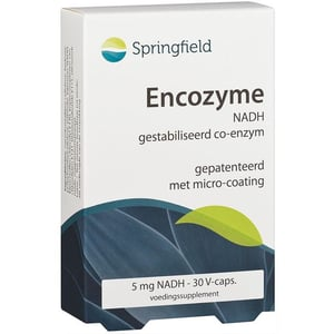 Springfield Encozyme NADH 5 mg afbeelding