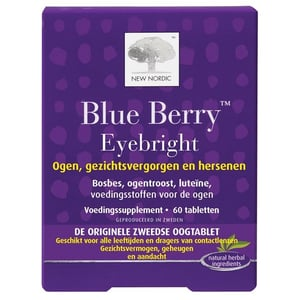 New Nordic Blue Berry Eyebright afbeelding