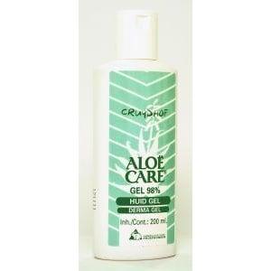 Aloe Care Huidgel 98% afbeelding