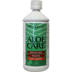 Aloe Care Vitadrink met cranberry afbeelding