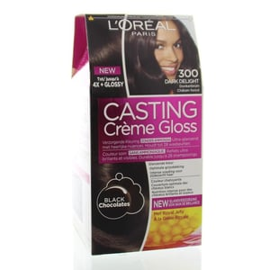 LOreal Casting creme gloss 300 Dark delight afbeelding