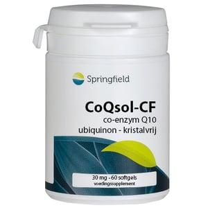 Springfield CoQsol coenzym Q10 30 mg afbeelding