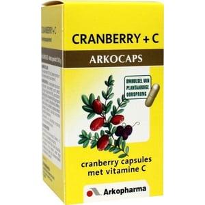 Arkocaps Cranberry & Vitamine C afbeelding