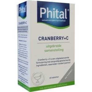 Phital Cranberry + C afbeelding