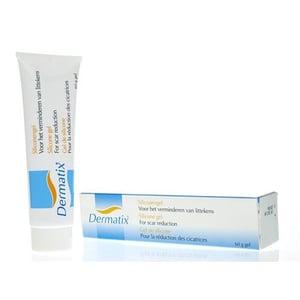 Dermatix Dermatix siliconen littekengel afbeelding