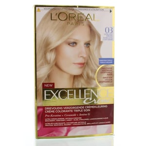 LOreal Excellence blond 03 Asblond afbeelding