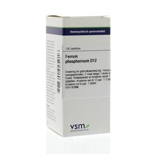 VSM Ferrum phosphoricum D12 afbeelding