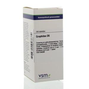 VSM Graphites D6 afbeelding