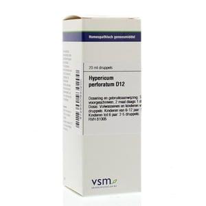 VSM Hypericum perforatum D12 afbeelding
