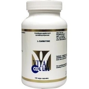 Vital Cell Life L-Carnitine 335 mg afbeelding
