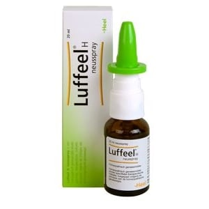 Heel Luffeel H neusspray afbeelding