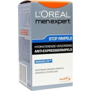 LOreal Men expert stop rimpels creme afbeelding