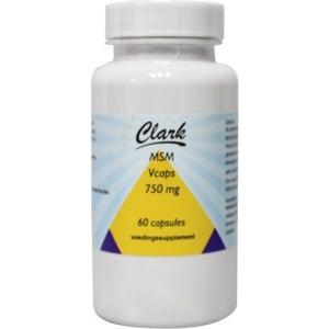 Clark MSM 750 mg afbeelding