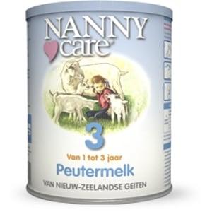 Nannycare NANNYcare Peutermelk (1 tot 3 jaar) van Nieuw-Zeelandse Geiten afbeelding