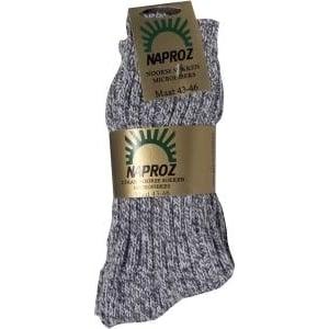 Naproz Noorse sokken 43-46 afbeelding