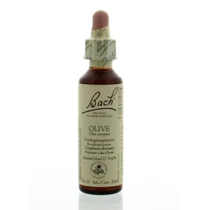 Bach Olive / olijf afbeelding