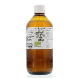 Cruydhof Omega olie mix bio afbeelding