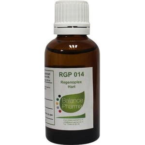 Balance Pharma RGP014 Hart Regenoplex afbeelding