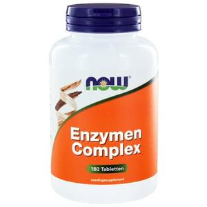 NOW Enzymen Complex (voorheen Super Enzymes 800 mg) afbeelding