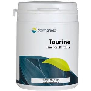 Springfield Taurine 500 mg afbeelding