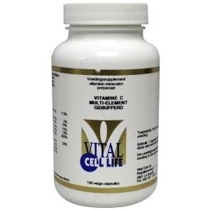 Vital Cell Life Vitamine C multi element gebufferd afbeelding