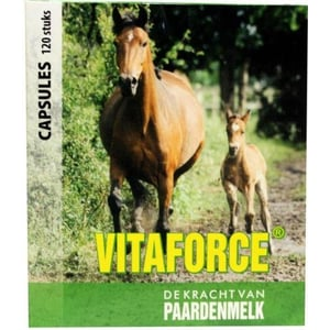 Vitaforce Paardenmelk Capsules afbeelding
