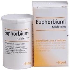 Heel Euphorbium compositum H afbeelding