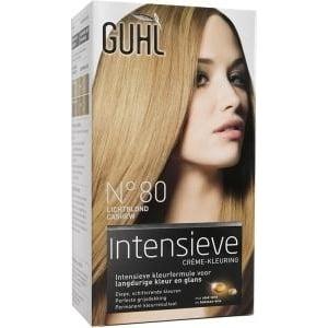 Guhl Intensieve cremekleur 80 licht blond afbeelding