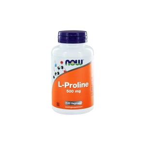 NOW L-Proline 500 mg afbeelding