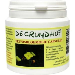 Cruydhof Teunisbloemolie capsules afbeelding