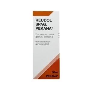 Pekana Reudol spag (apo rheum) afbeelding