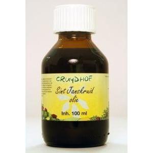 Cruydhof Sint Janskruid olie met olijfolie afbeelding