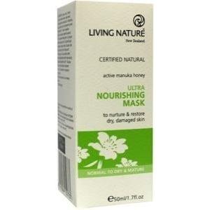 Living Nature Ultra nourishing mask afbeelding