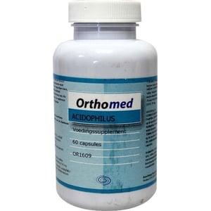 Orthomed Acidophilus formule afbeelding