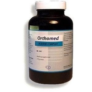 Orthomed Acidum complex afbeelding