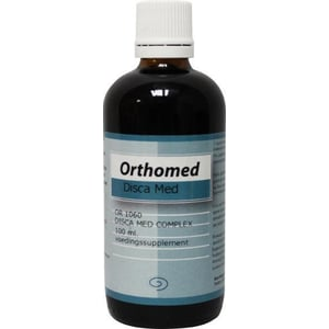 Orthomed Disca med complex afbeelding