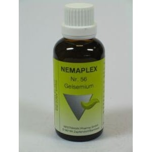 Nestmann Gelsemium 56 Nemaplex afbeelding