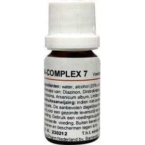 Nosoden N Complex 7 arsenicum album afbeelding