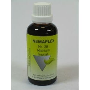 Nestmann Natrium muriaticum 29 Nemaplex afbeelding
