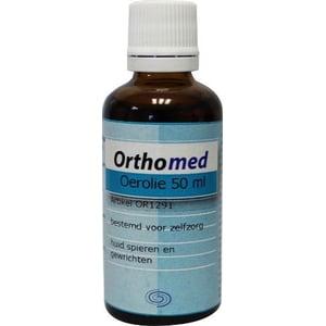 Orthomed Oerolie afbeelding